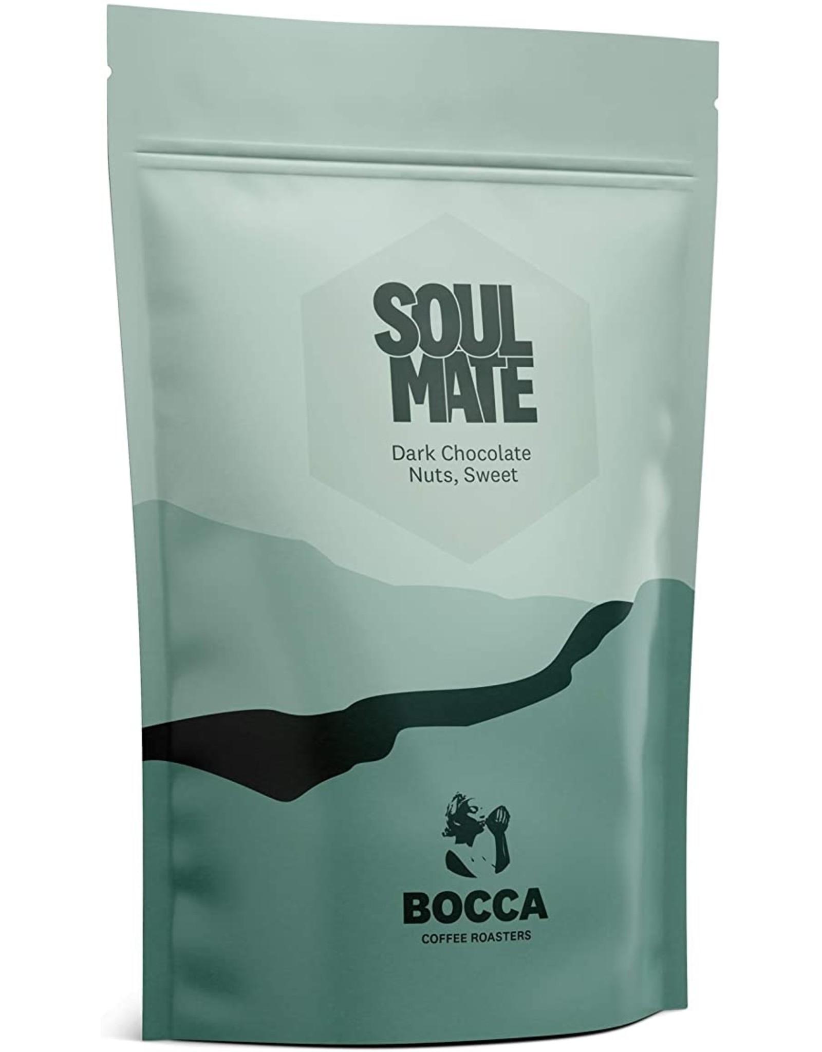 Bocca koffie. 250 g. Soul Mate.