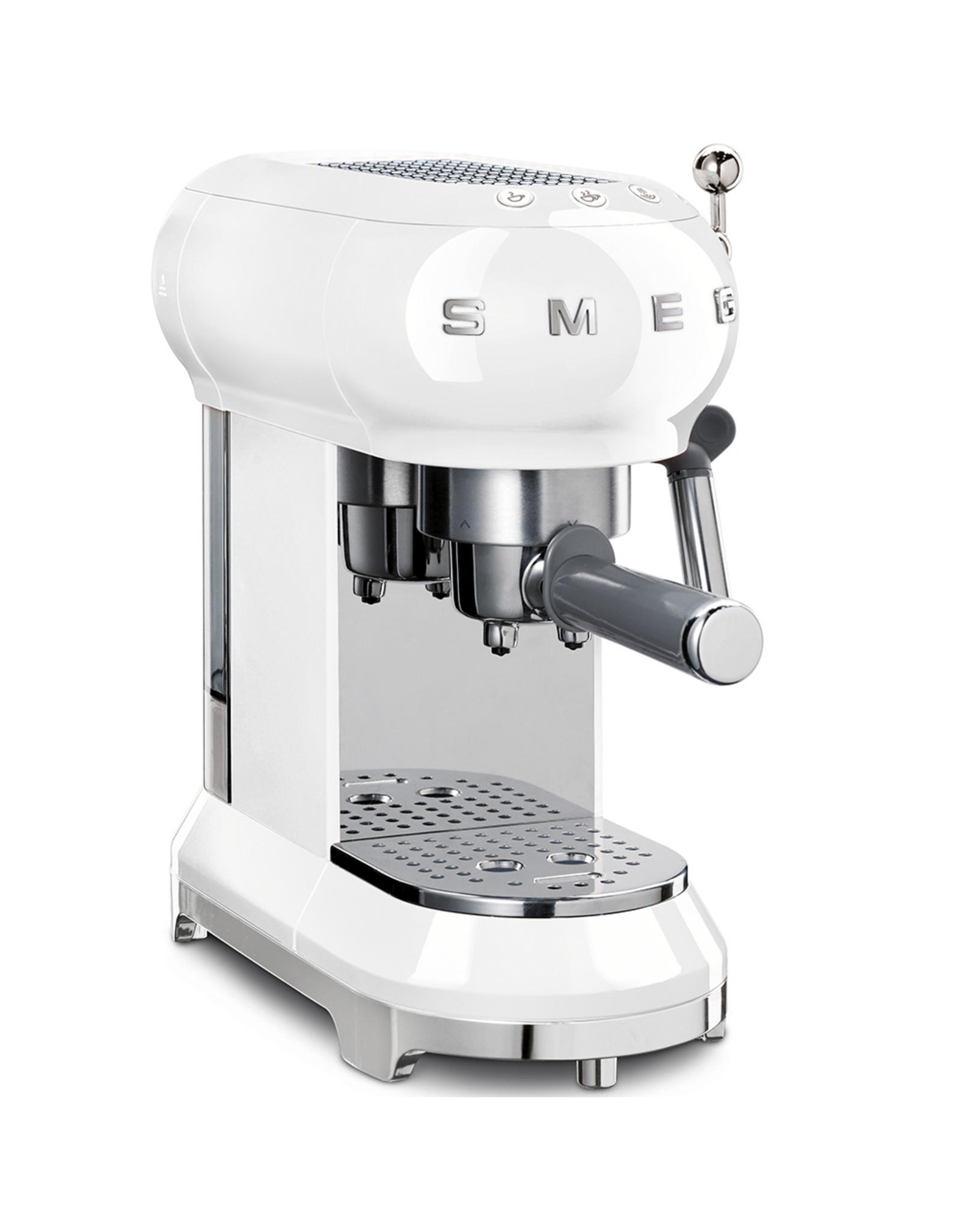 Smeg Smeg. Espressomachine. Wit