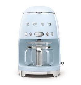 Smeg Smeg. Filterkoffiemachine, Jaren 50, Pastelblauw