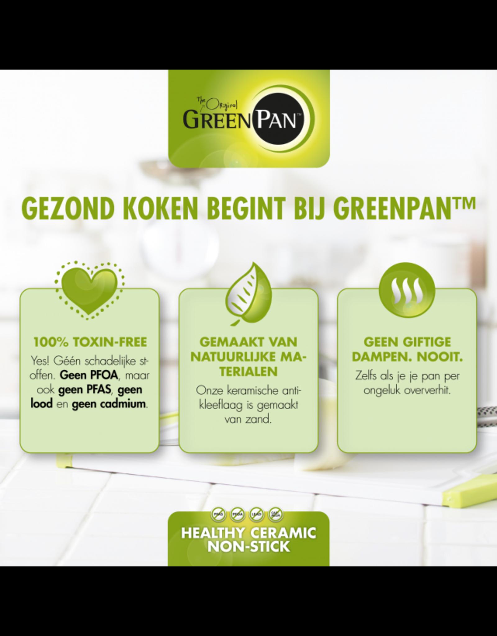 Greenpan Greenpan. Featherweight Inductie Braadpan. 26cm