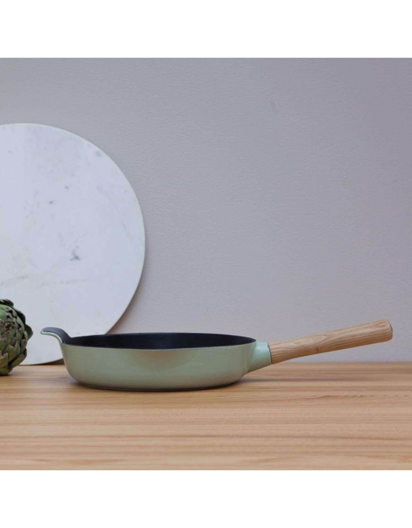 Berghoff Berghoff Braadpan gietijzer groen 26 cm - Ron