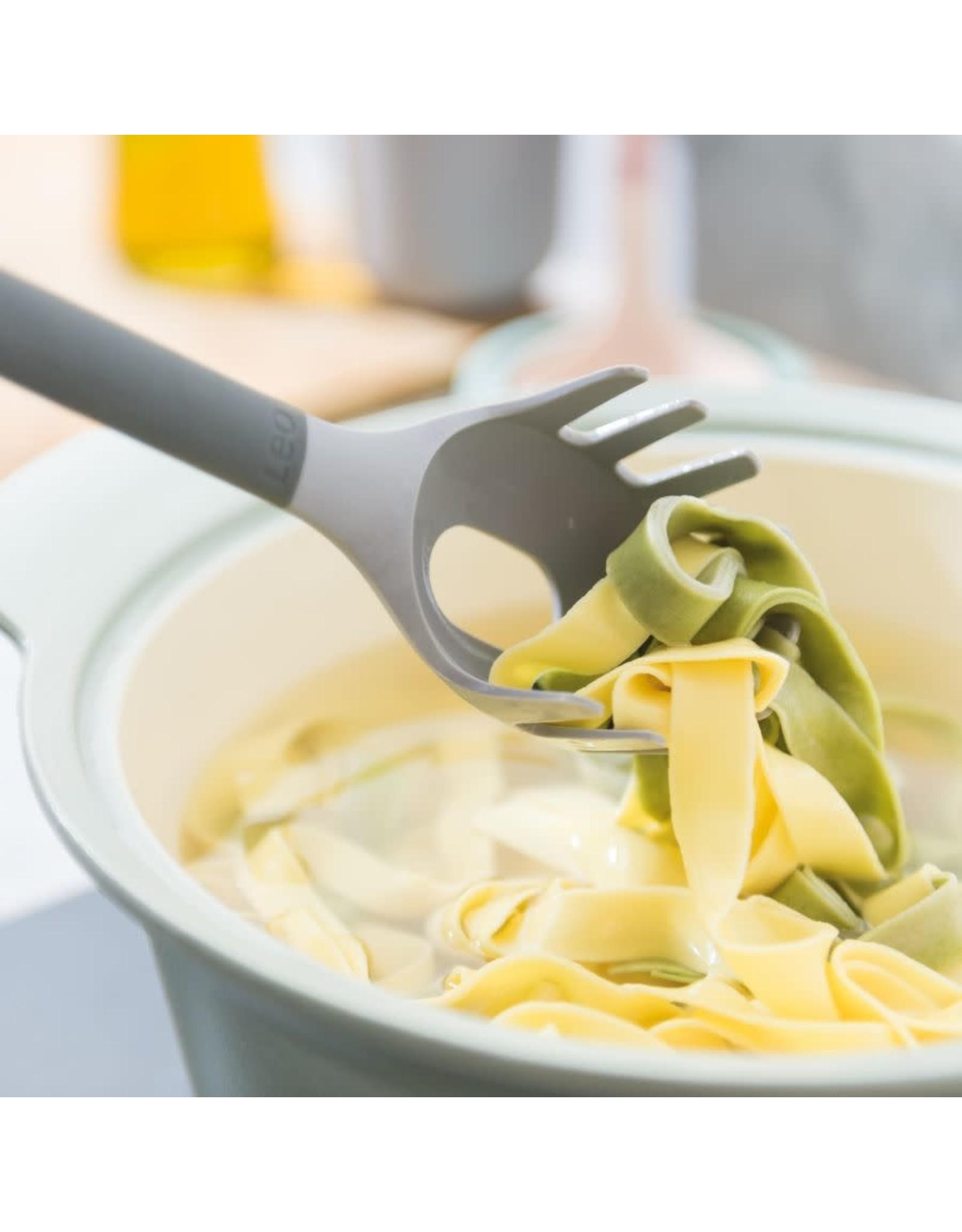 Berghoff. Leo line pasta/spaghetti serveerlepel.