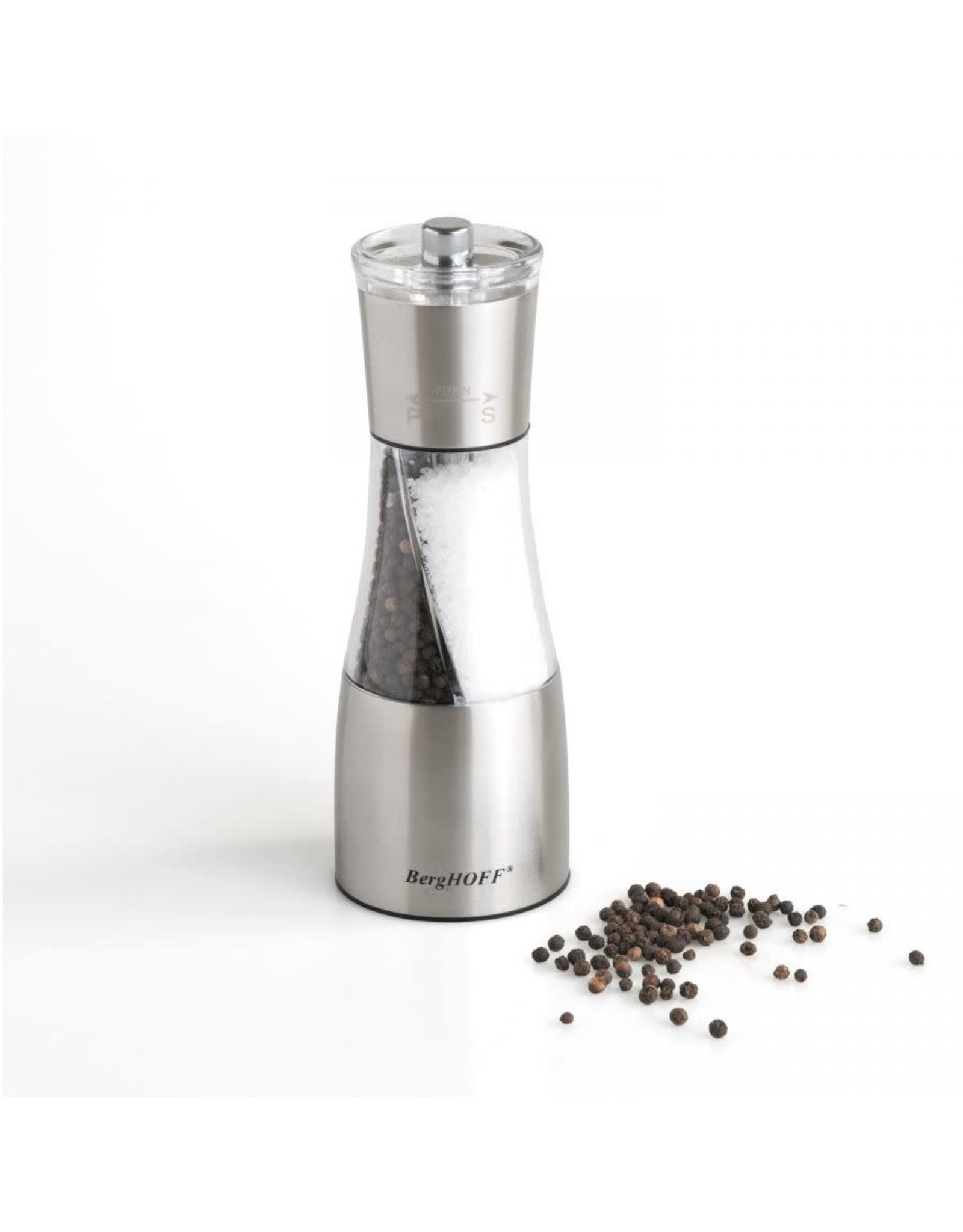BergHoff. Essentials zout- en peperset duo molen