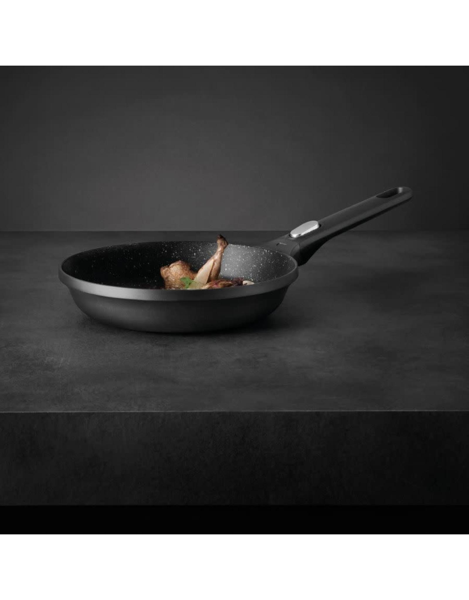BergHoff. Gem Line koekenpan 24cm met afneembare greep