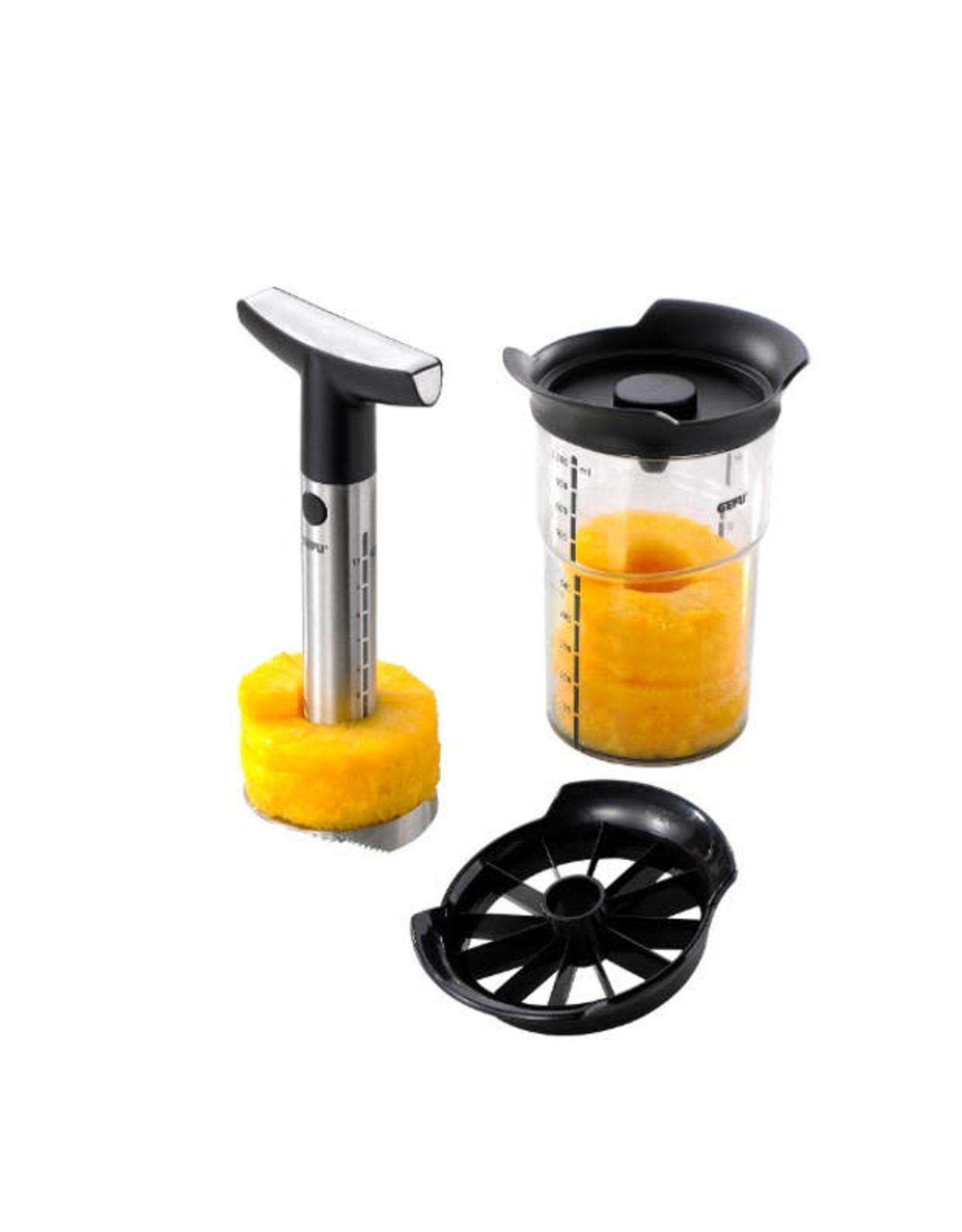 Gefu. Ananassnijder Professional Plus