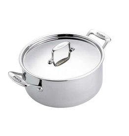 Scanpan Scanpan. 5,0l/24 cm kookpan met deksel - Fusion 5