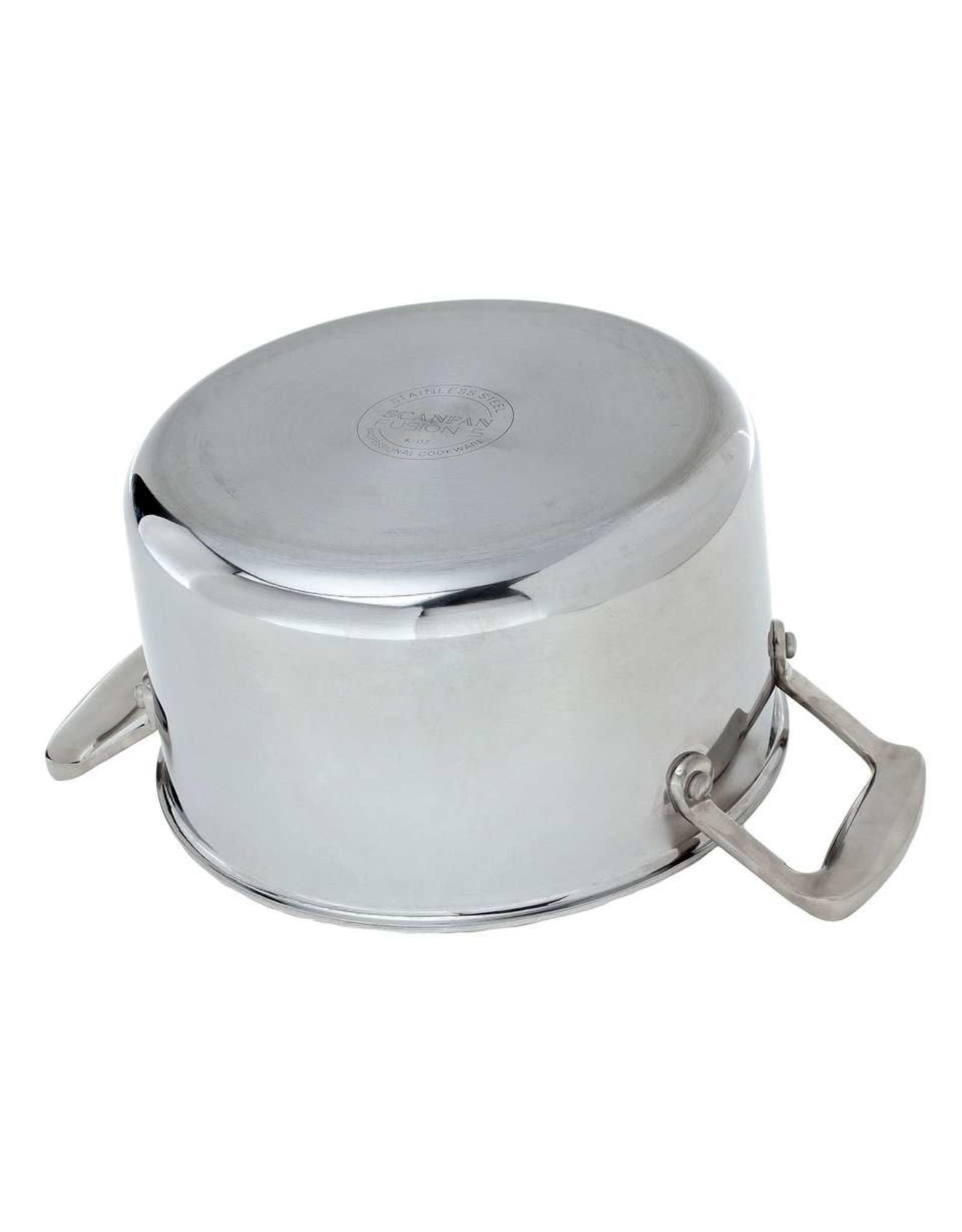 Scanpan. 5,0l/24 cm kookpan met deksel - Fusion 5