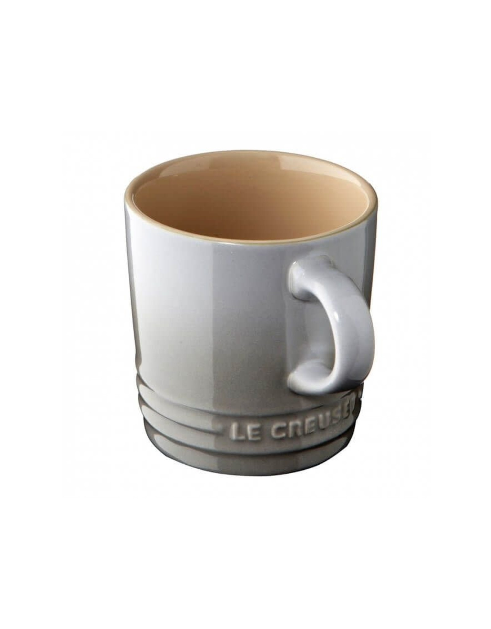 LE CREUSET. 200ml Cappuccino Mug MIST GREY