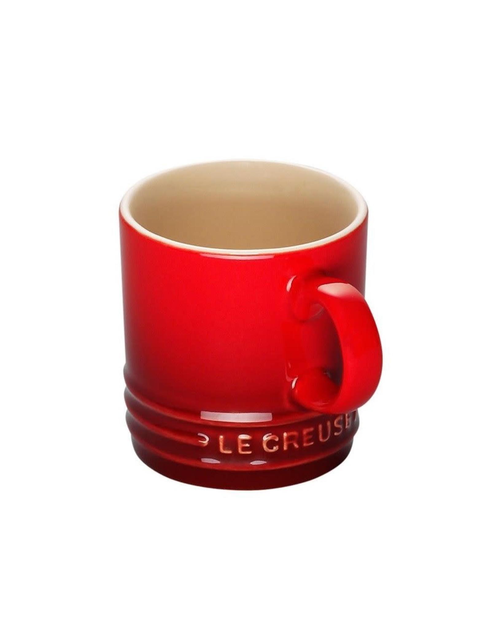 Le Creuset Koffiebeker 0,2 L Kersenrood