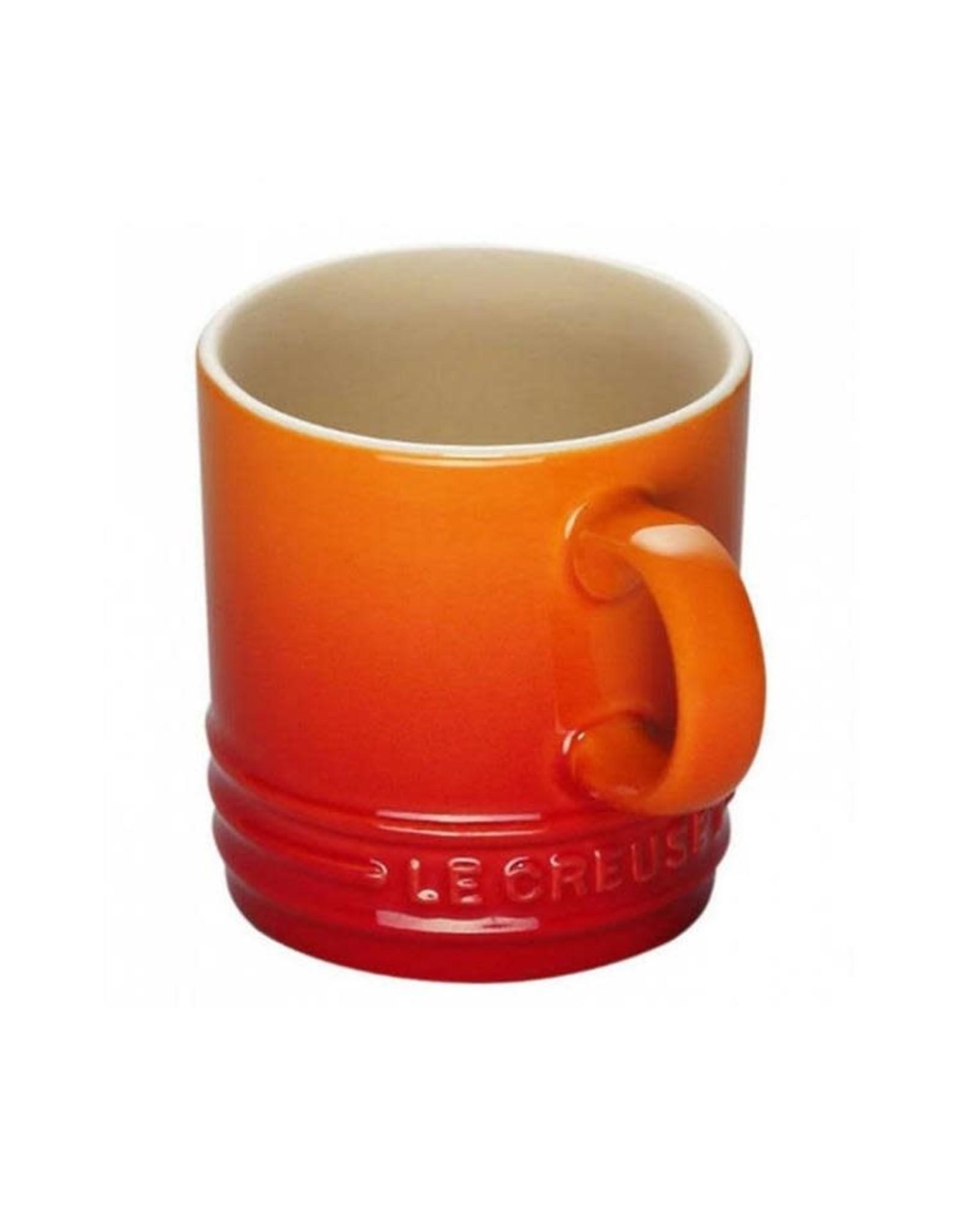 Le Creuset Mok 0,35 L Oranje-rood
