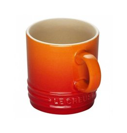 Le Creuset Koffiebeker 0,2 L Oranje-rood
