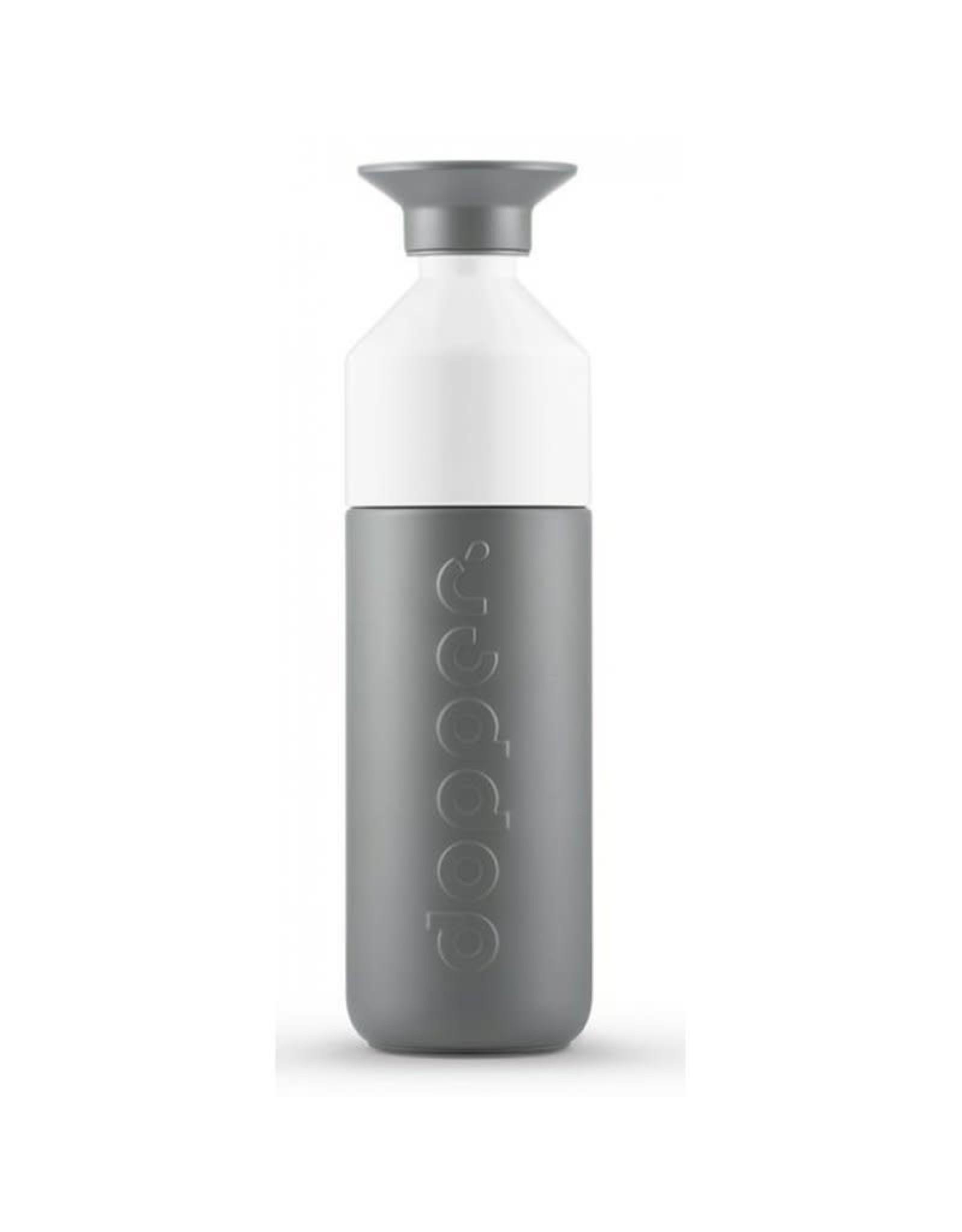 Dopper Dopper. Isoleerfles Glacier Grey 580 ml
