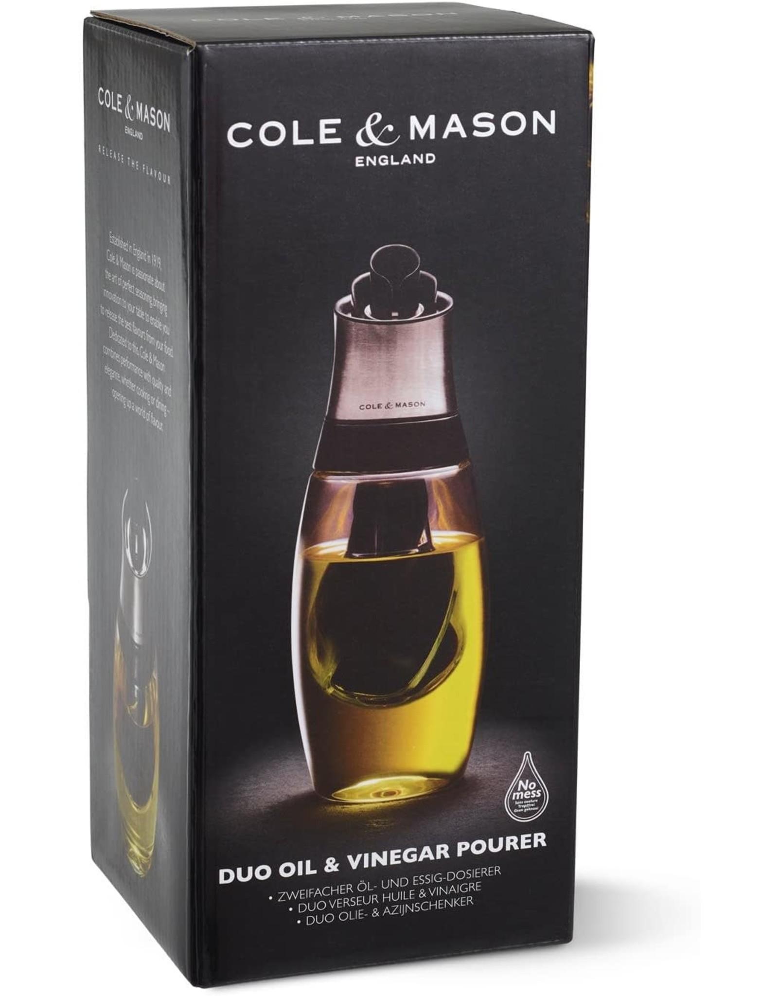cole & mason Cole & Mason.  Olie- en azijnschenker DUO