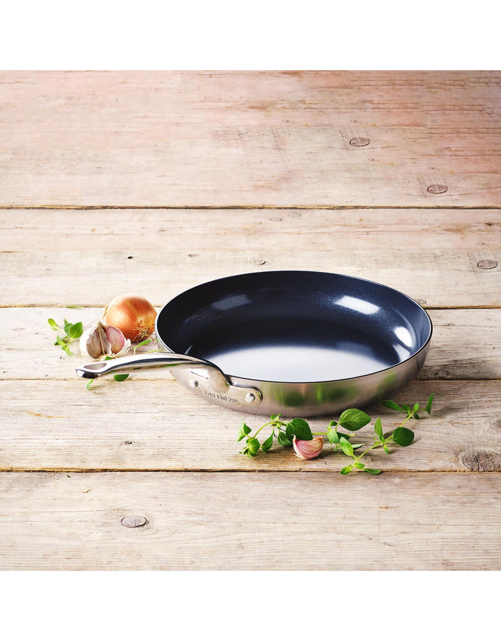 Greenpan Greenpan.  Keramische Antikleef Koekenpan. 3PLY.  28cm