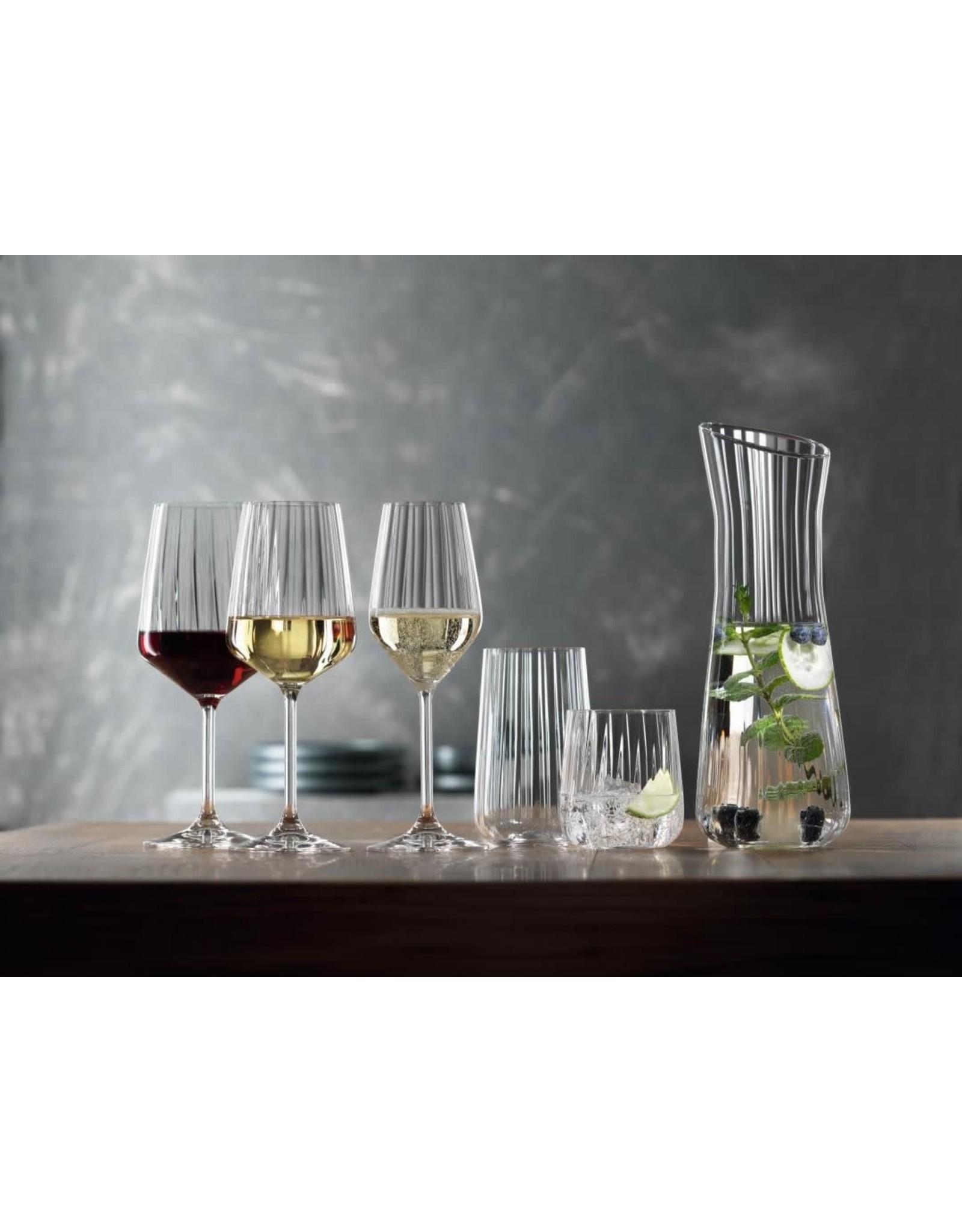 spiegelau Spiegelau. Champagneglas 'Lifestyle', 310 ml. Set van 4 stuks.