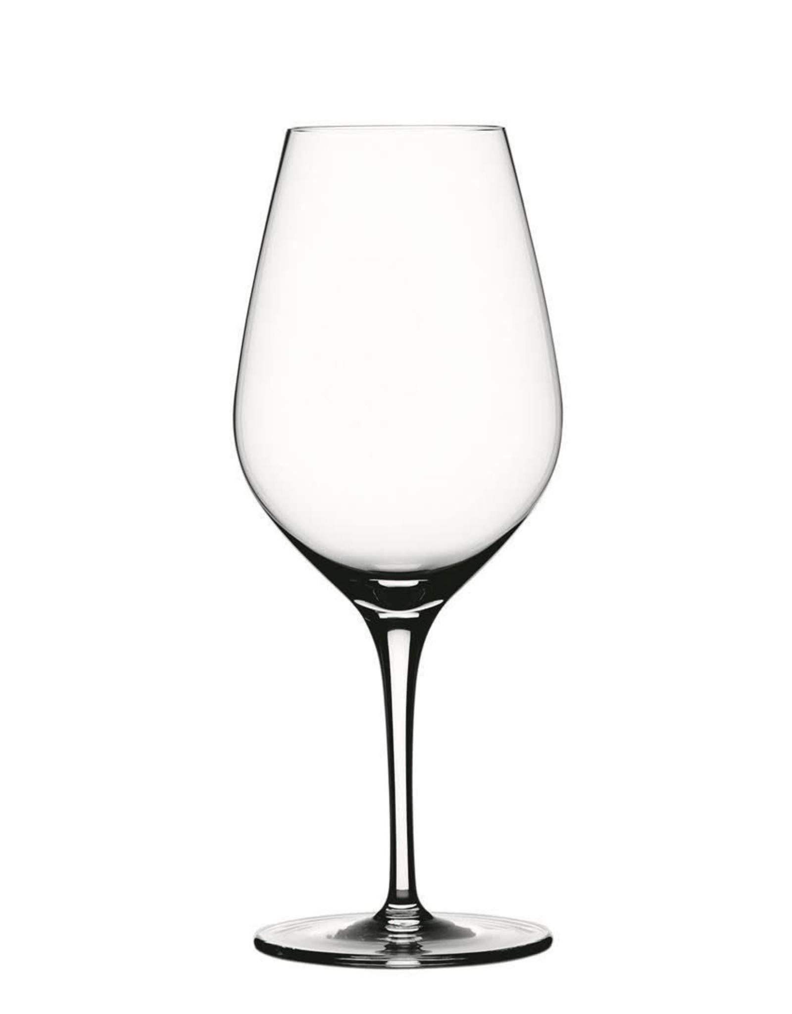 spiegelau Spiegelau. Wittewijnglas 'Authentis', 420 ml. Set van 4 stuks.