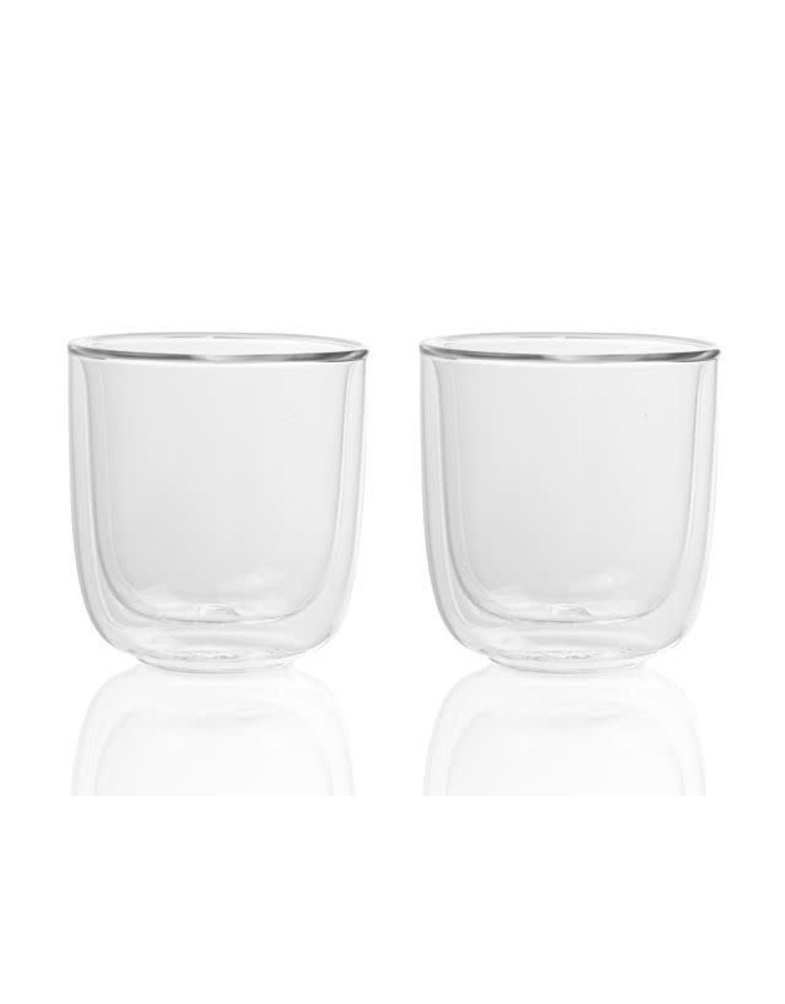 Gusta. FIKA glas dubbelwandig 250 ml - 2 stuks