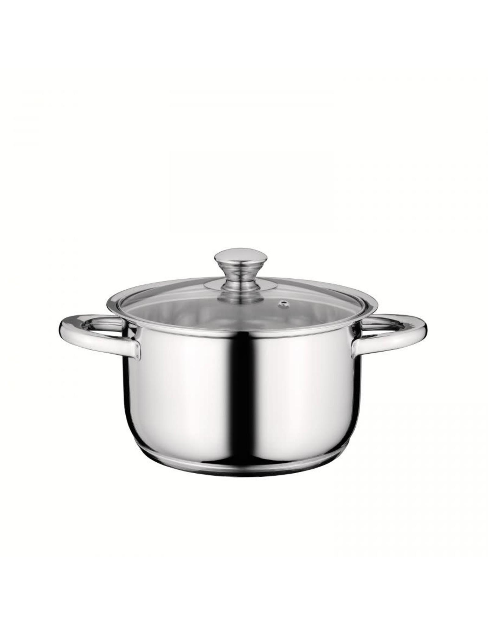 Berghoff BergHoff. Essentials 12-delige kookpottenset Gourmet inox