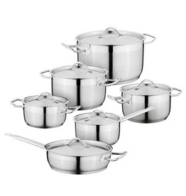 Berghoff BergHoff. Essentials 12-delige kookpottenset