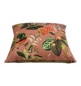 pip-studio Pip-Studio. Cushion Floris Pink 60x60cm