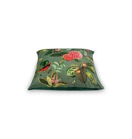 pip-studio Pip-Studio. Cushion Floris Green 60x60cm