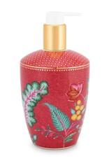 pip-studio Pip-Studio. Soap Dispenser Jambo Flower Red 440ml