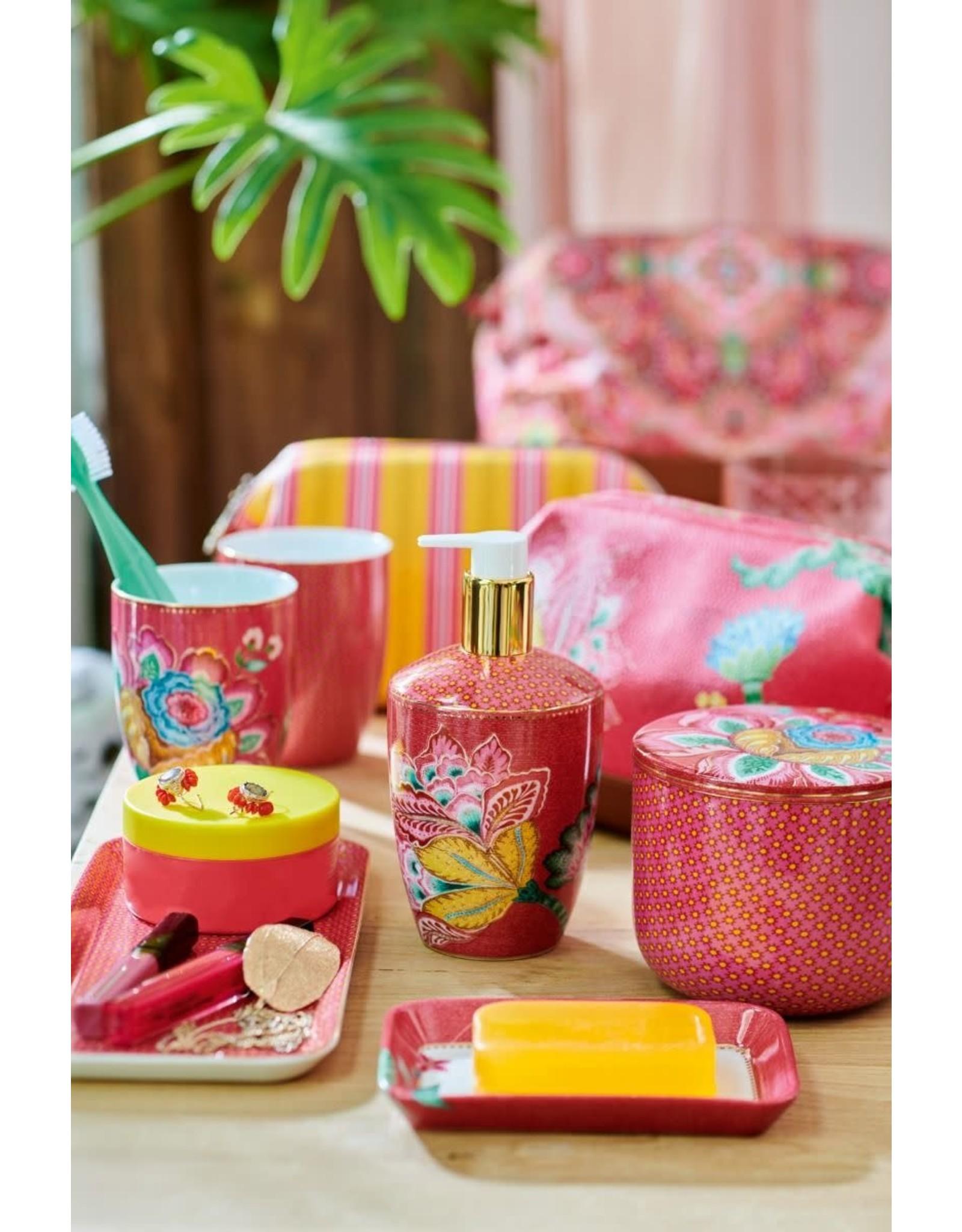 pip-studio Pip-Studio. Drinking Mug Jambo Flower Pink 300ml