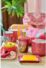 pip-studio Pip-Studio. Soap Dish Jambo Flower Pink 14x9.5x2cm