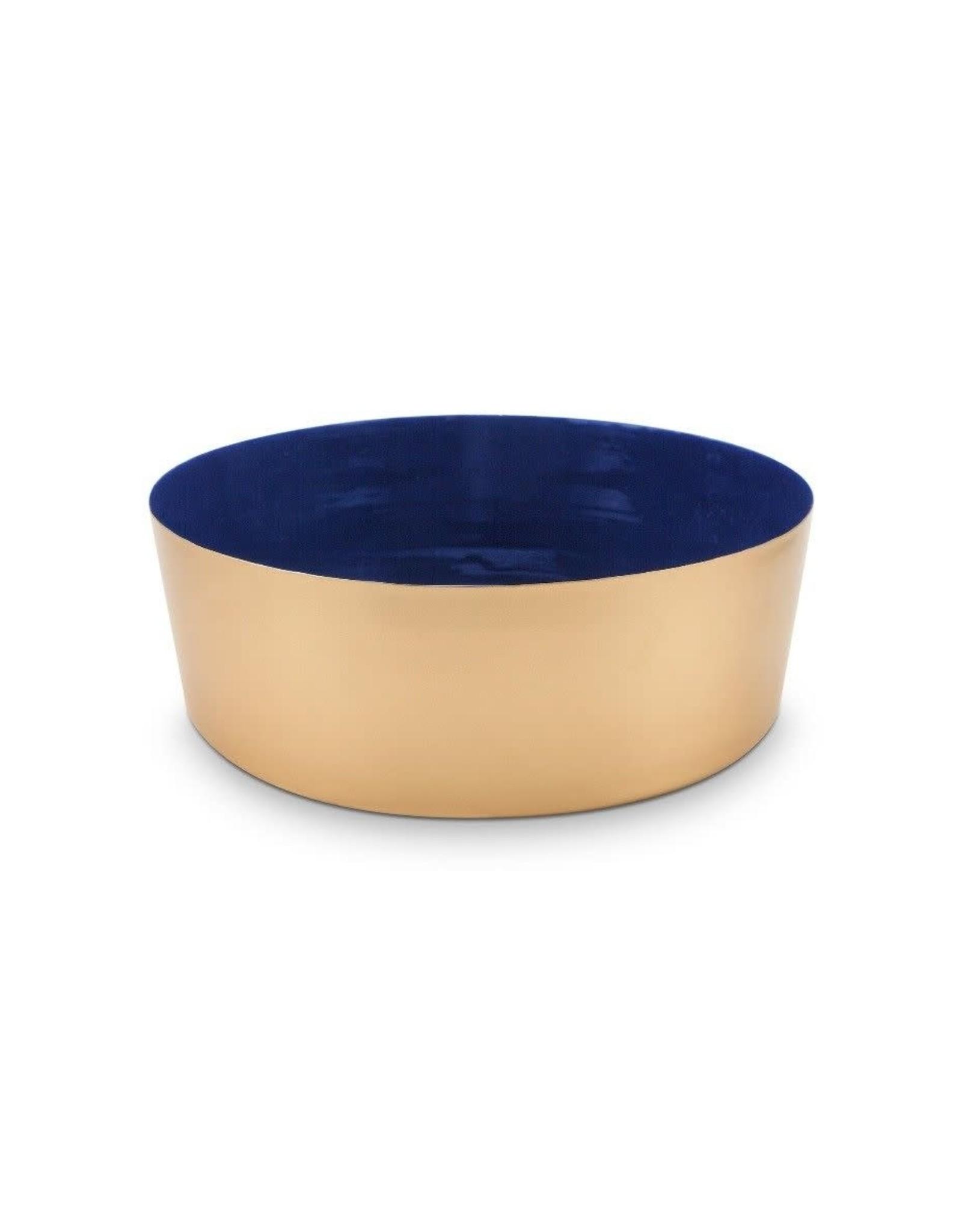 pip-studio Pip studio. Royal metal bowl goud 26,5 cm
