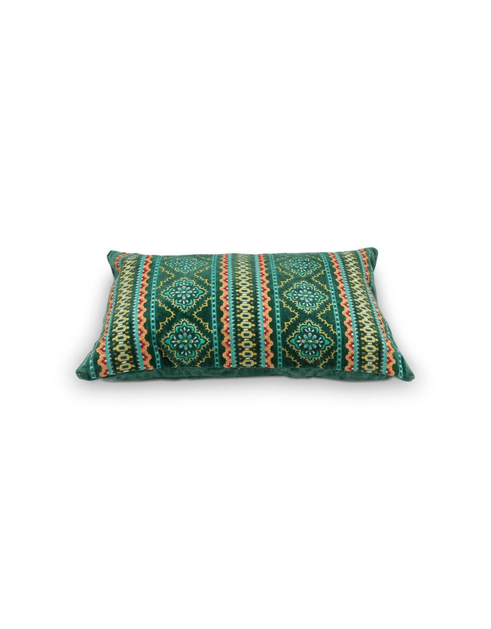 pip-studio Pip Studio. Cushion Darjeeling Green 30x50cm
