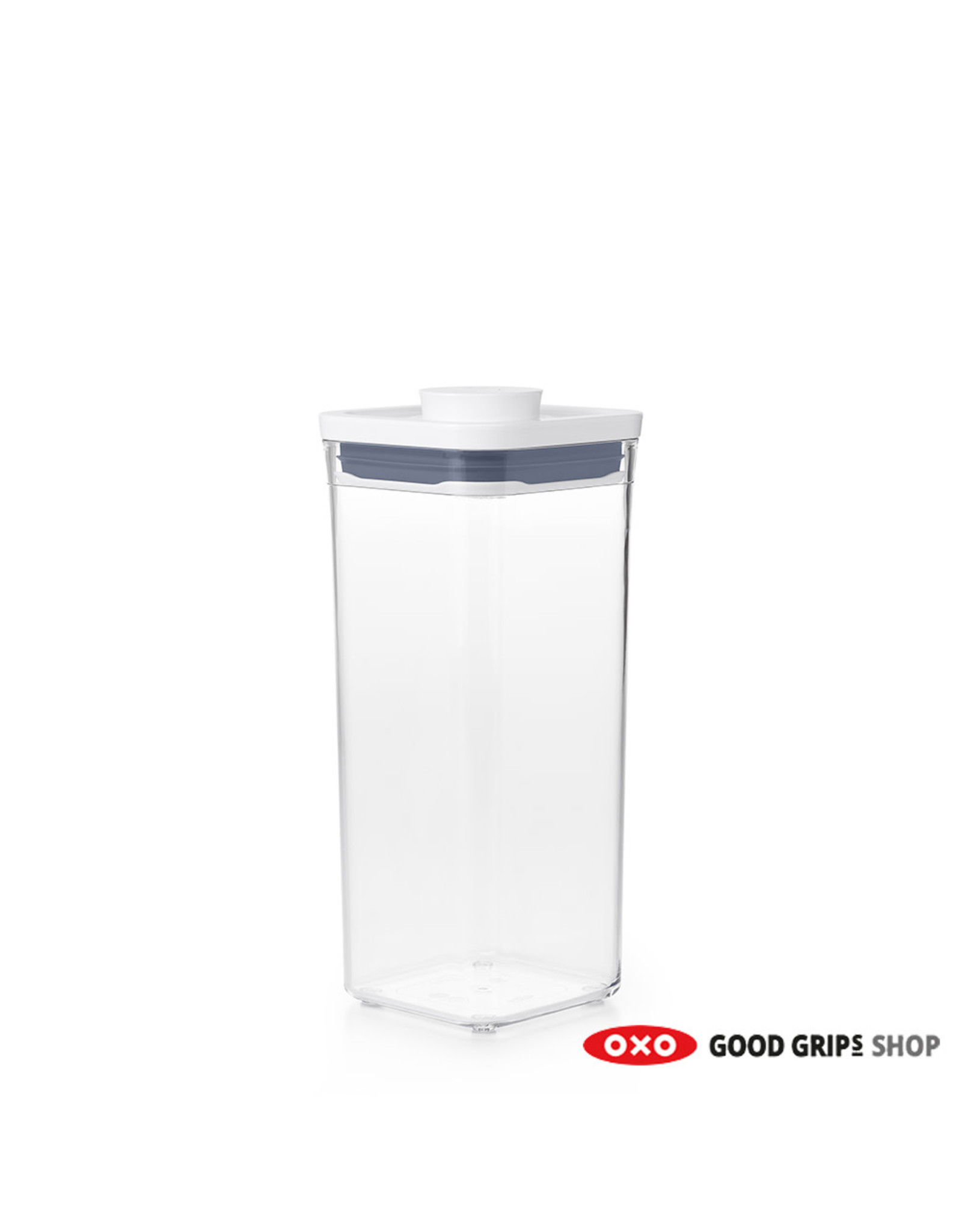 oxo OXO. POP 2.0 Klein vierkant medium, 1,6 liter