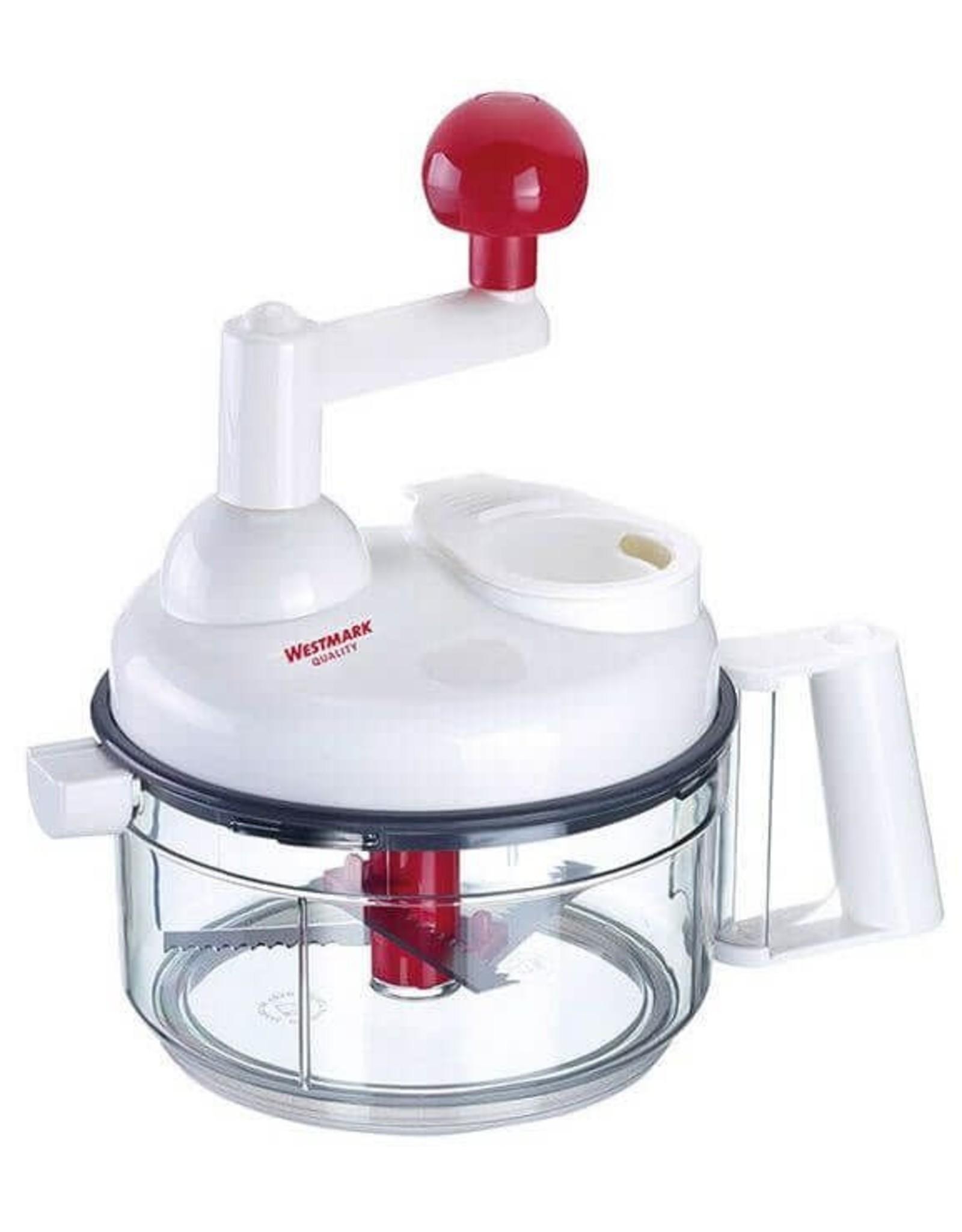 westmark Westmark Multi-Kulti handmatige keukenmachine 10-delig