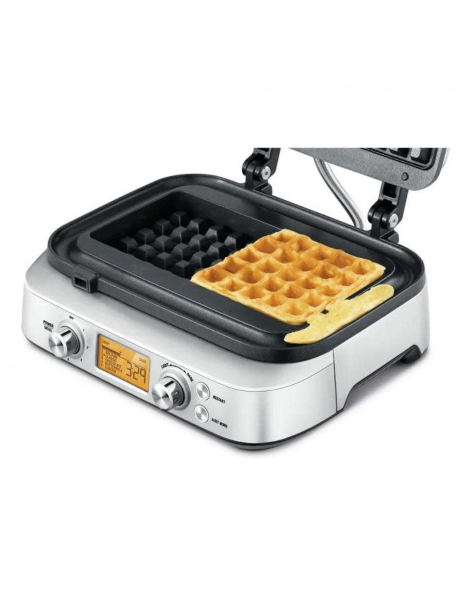 Sage Sage The Smart Waffle Pro Wafelmaker, RVS