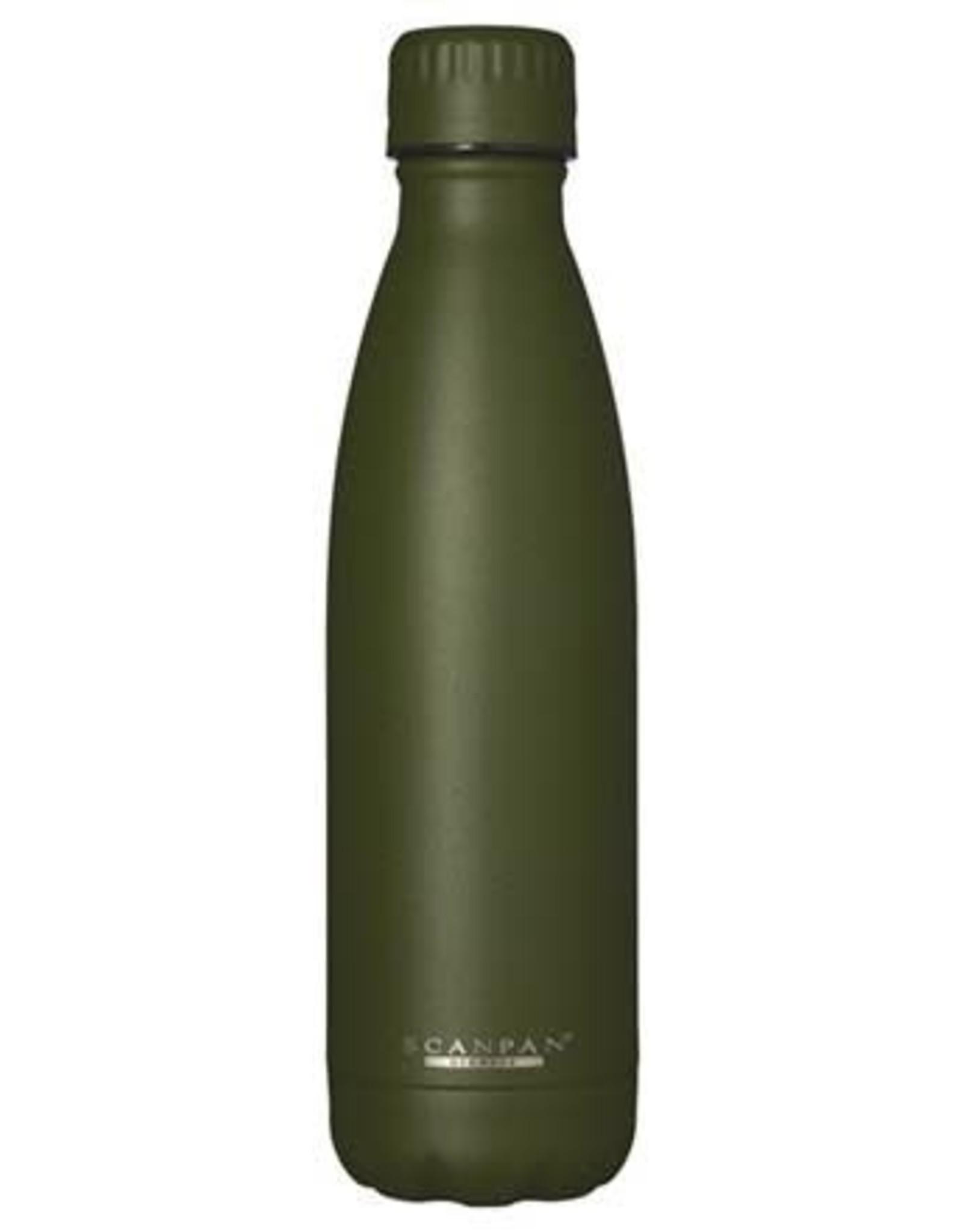 Scanpan Scanpan. 500 ml thermofles, Jungle green - TO GO