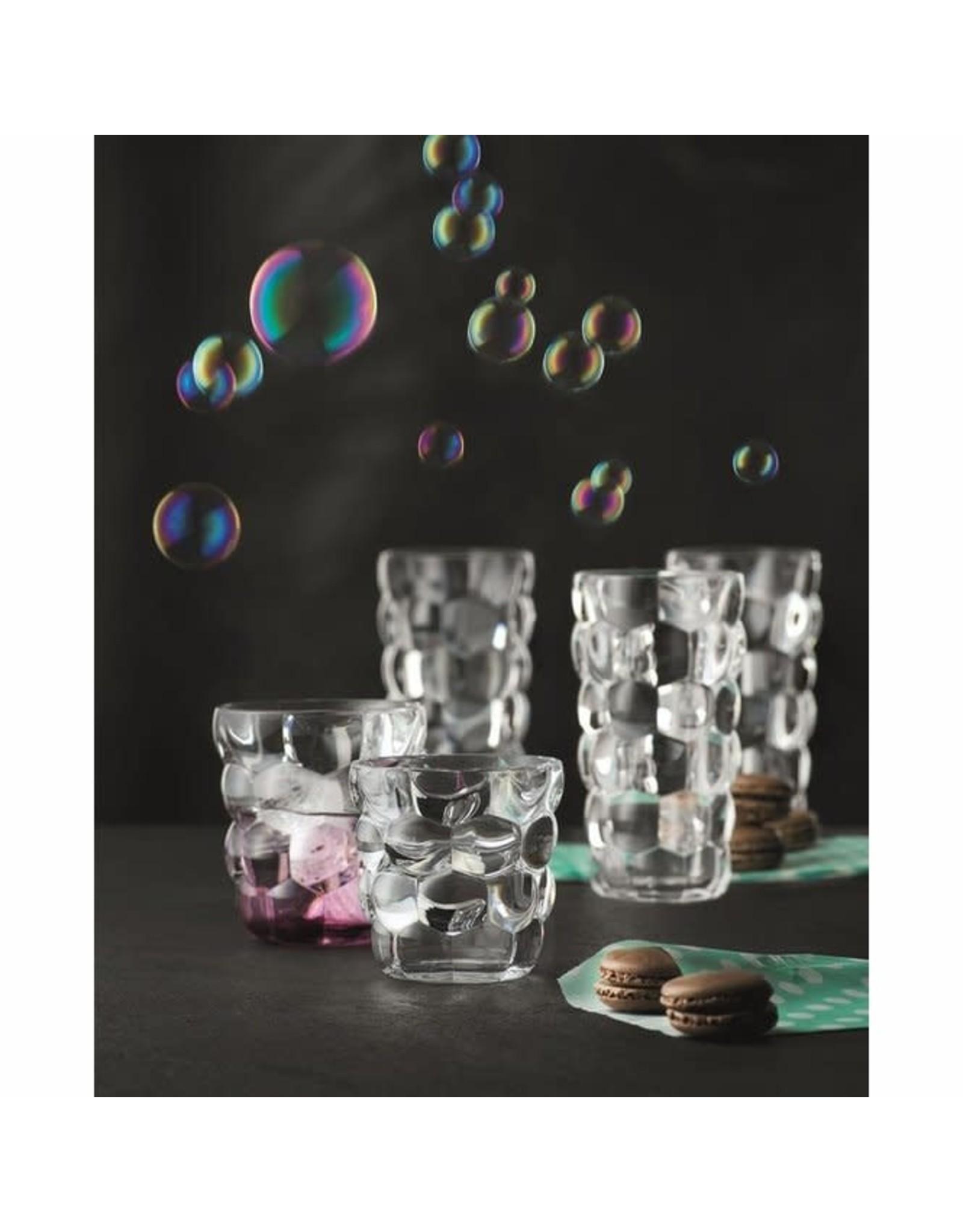 Nachtmann Nachtmann. Bubbles Whiskyglas 330 ml, set 4 stuks