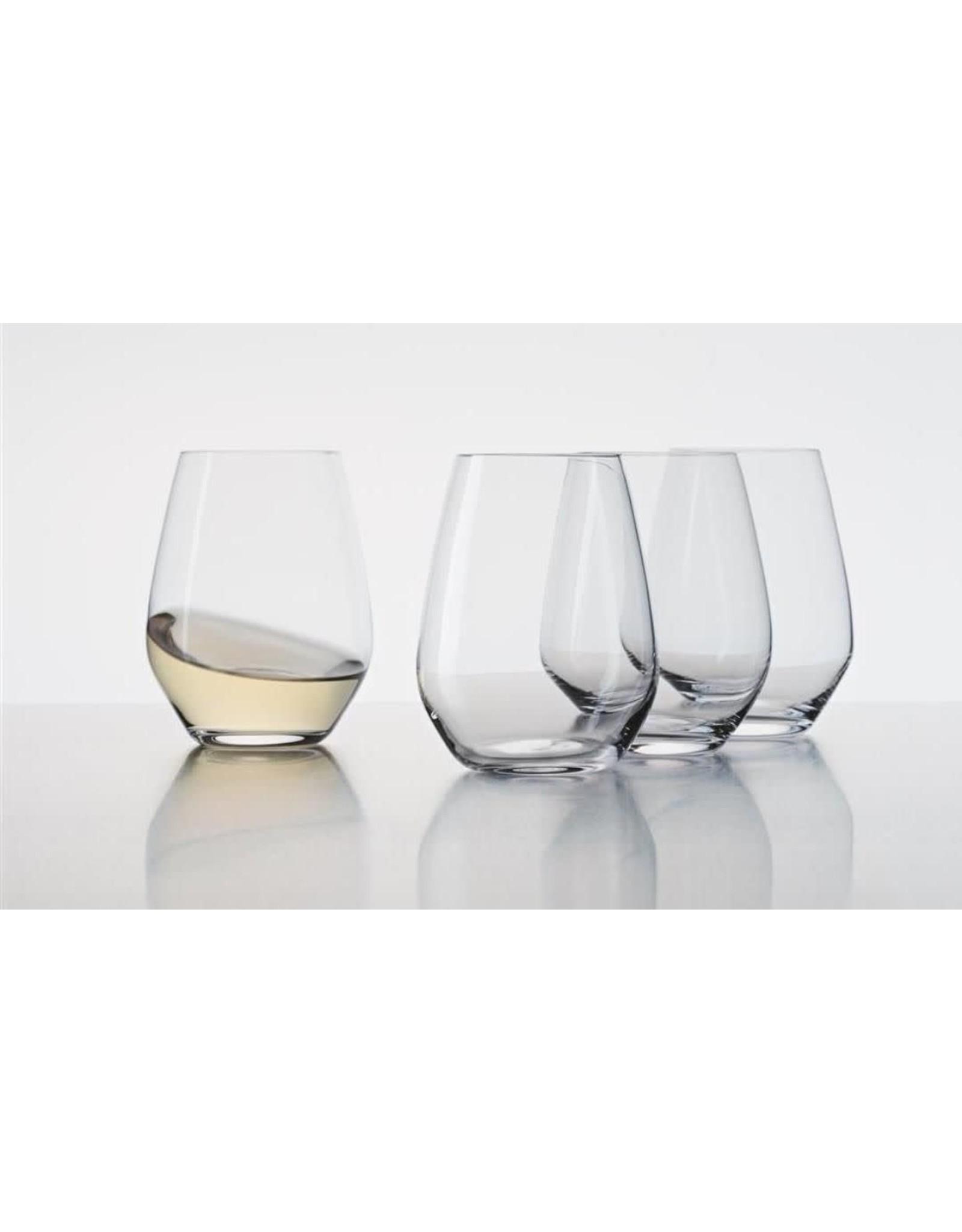 spiegelau Spiegelau. Authentis Universeel glas 460 ml, set à 6 stuks