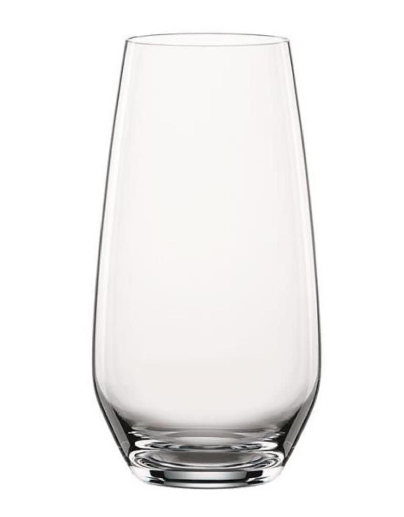 spiegelau Spiegelau. Authentis Universeel glas 550 ml, set à 6 stuks