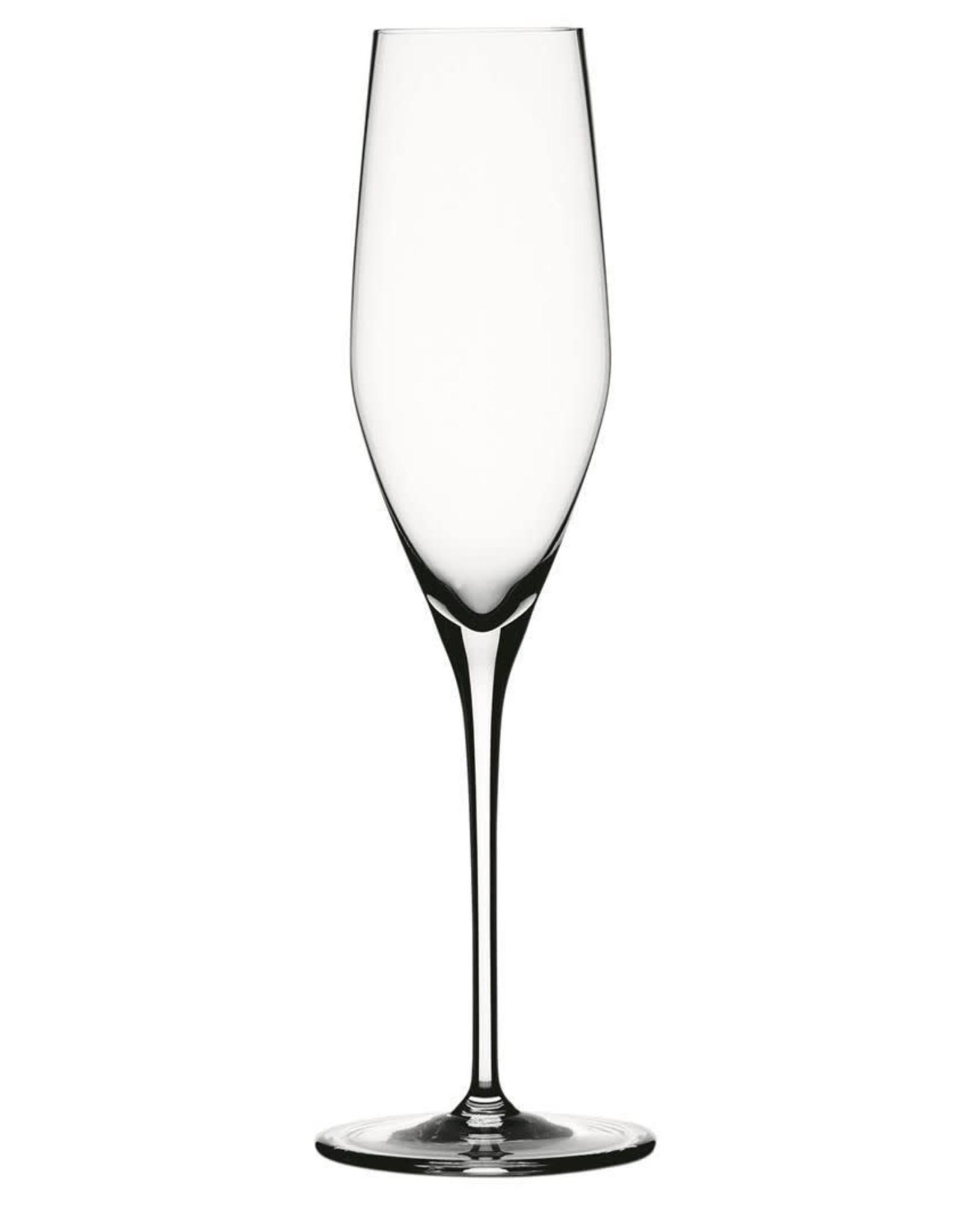 spiegelau Spiegelau. Authentis Champagneflute 190 ml, set 4 stuks