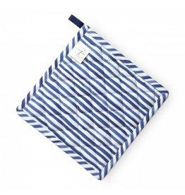 Janny van der Heijden. Pot Holder Stripes 22x22cm