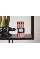House vitamin HV Set van 6 kaarsen Roze