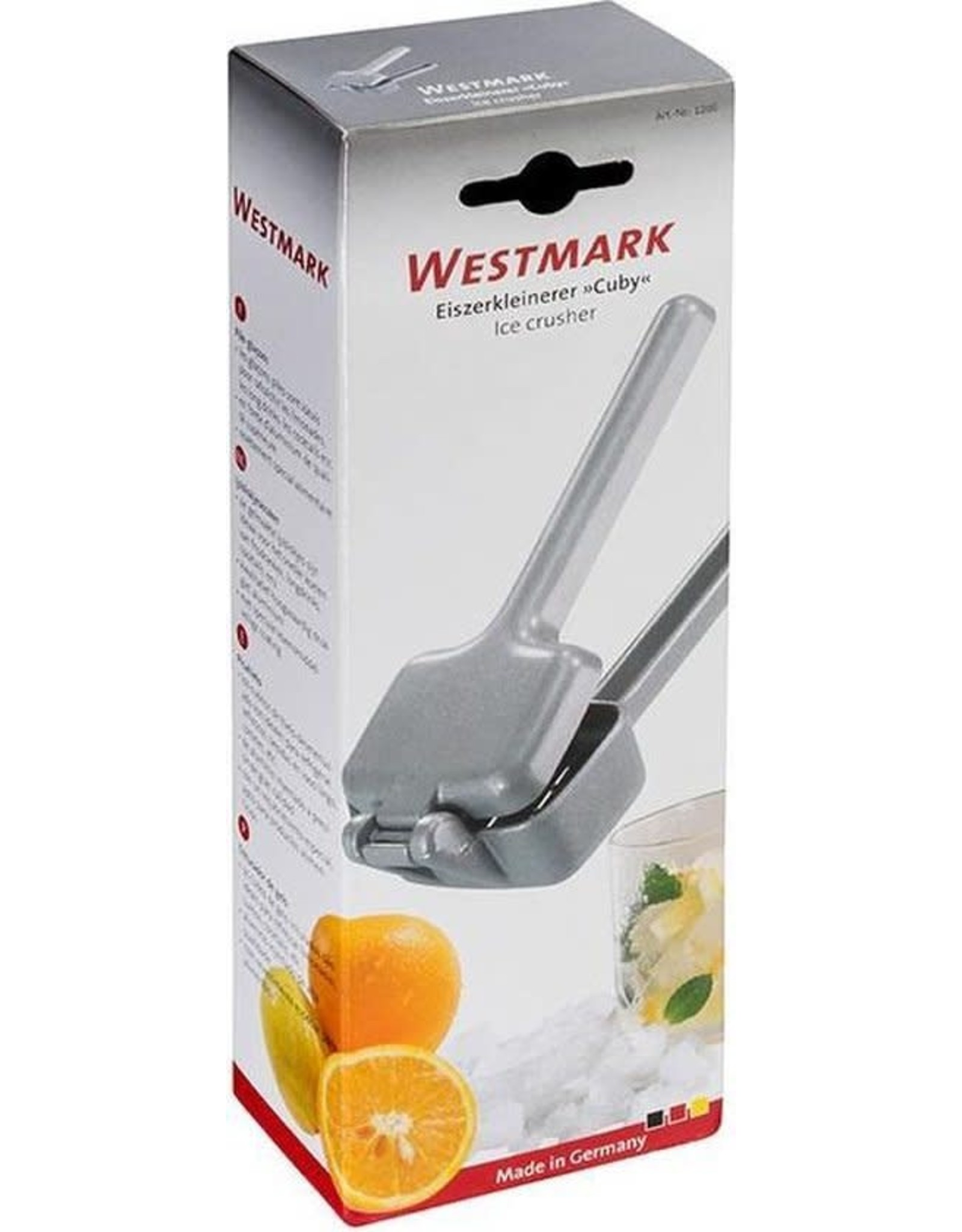 westmark Westmark Cuby Ijsblokjesvergruizer