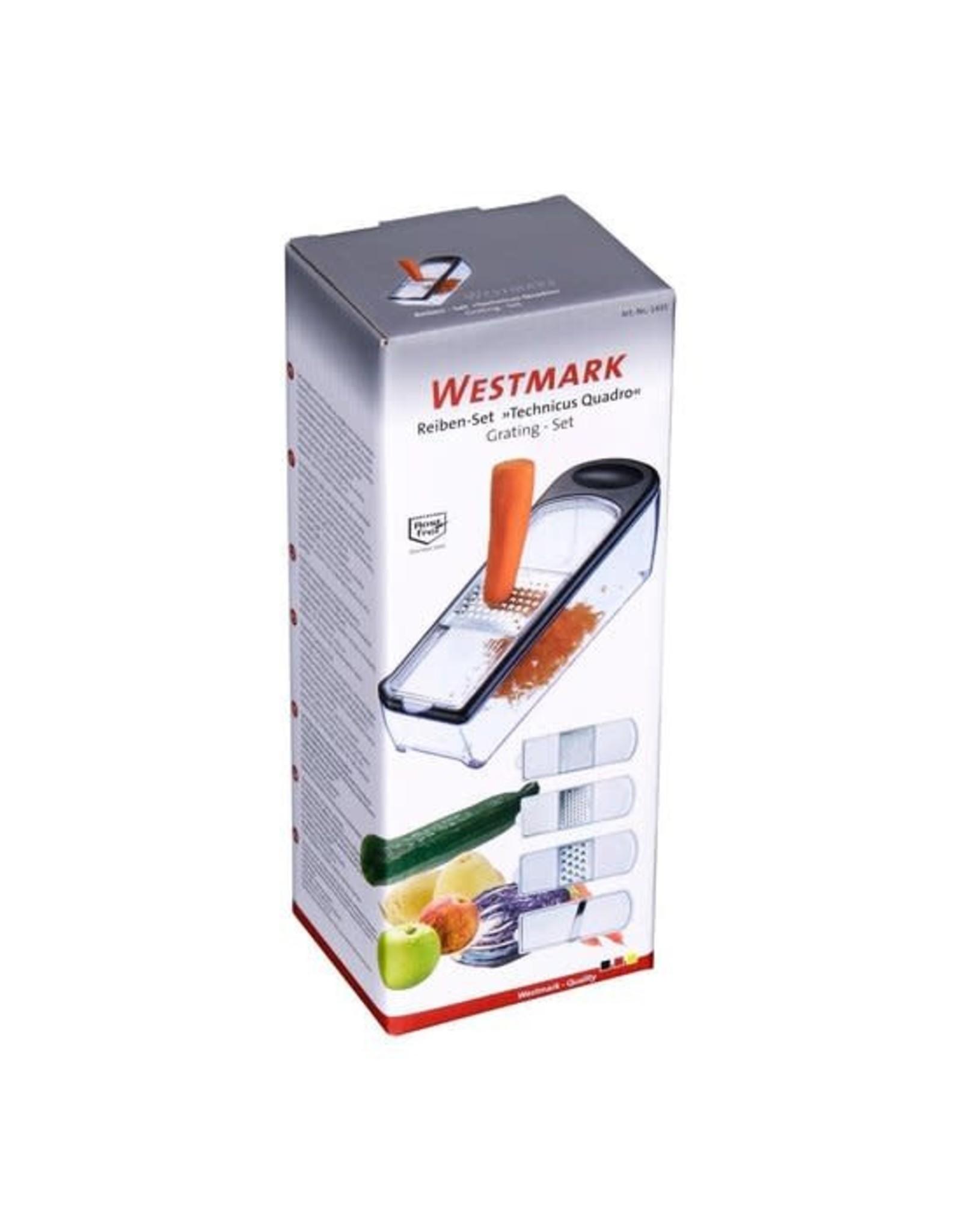 westmark Westmark Technicus Quadro Rasp