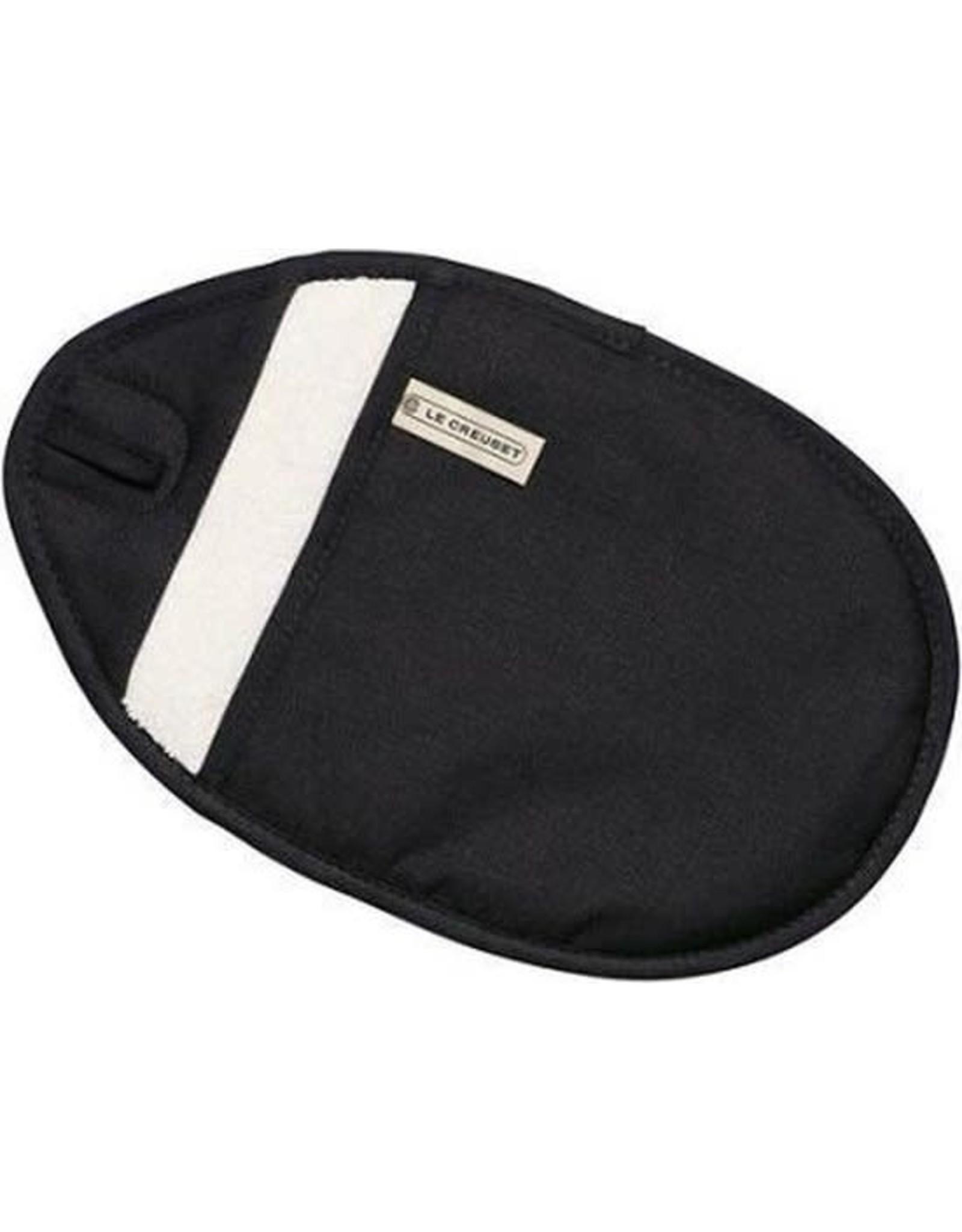Le Creuset LE CREUSET - Textiel - Pannenlap Ebbenzwart