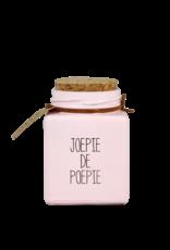 myflame My Flame. SOJAKAARS - JOEPIE DE POEPIE - GEUR: GREEN TEA TIME