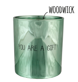 myflame MyFlame. SOJAKAARS - YOU ARE A GIFT - GEUR: MINTY BAMBOO