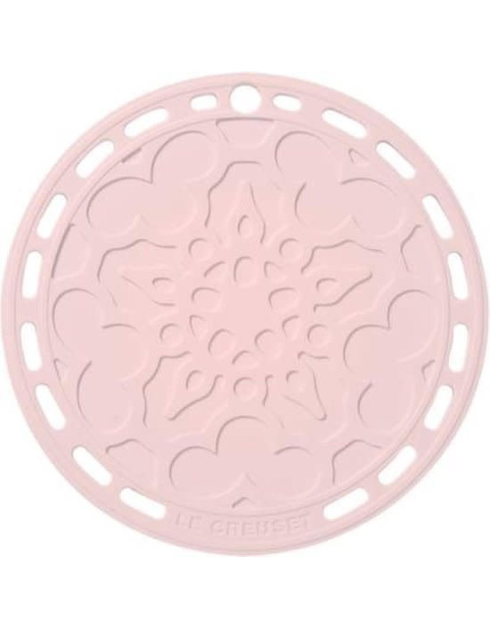 Le Creuset LE CREUSET - Siliconen - Onderzetter 20cm Shell Pink