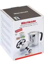 westmark Westmark Melkopschuimer RVS 800ml