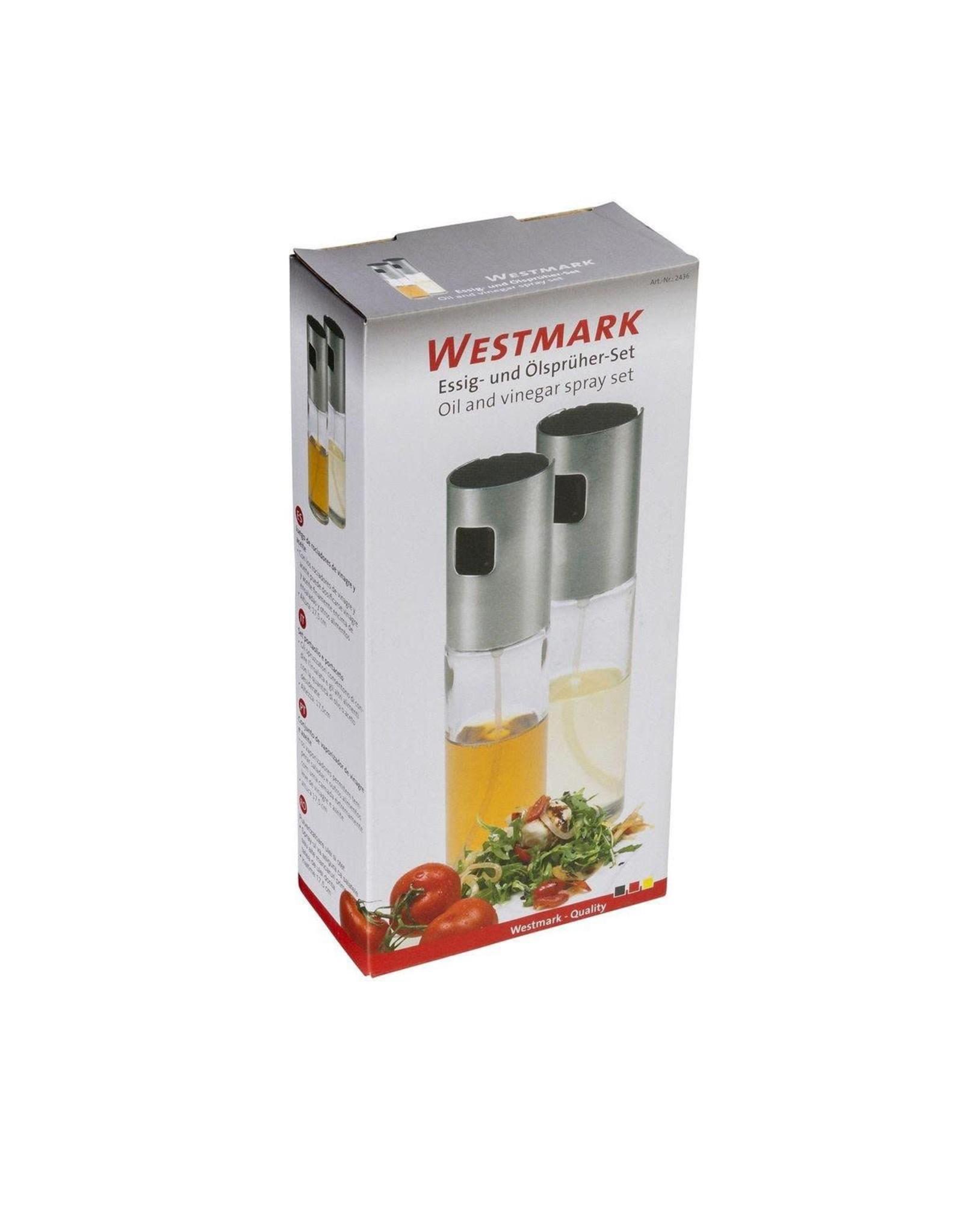 westmark Westmark Azijn-Olieverstuiver Set