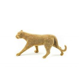 House vitamin HV Gouden Luipaard - 32x9x16cm