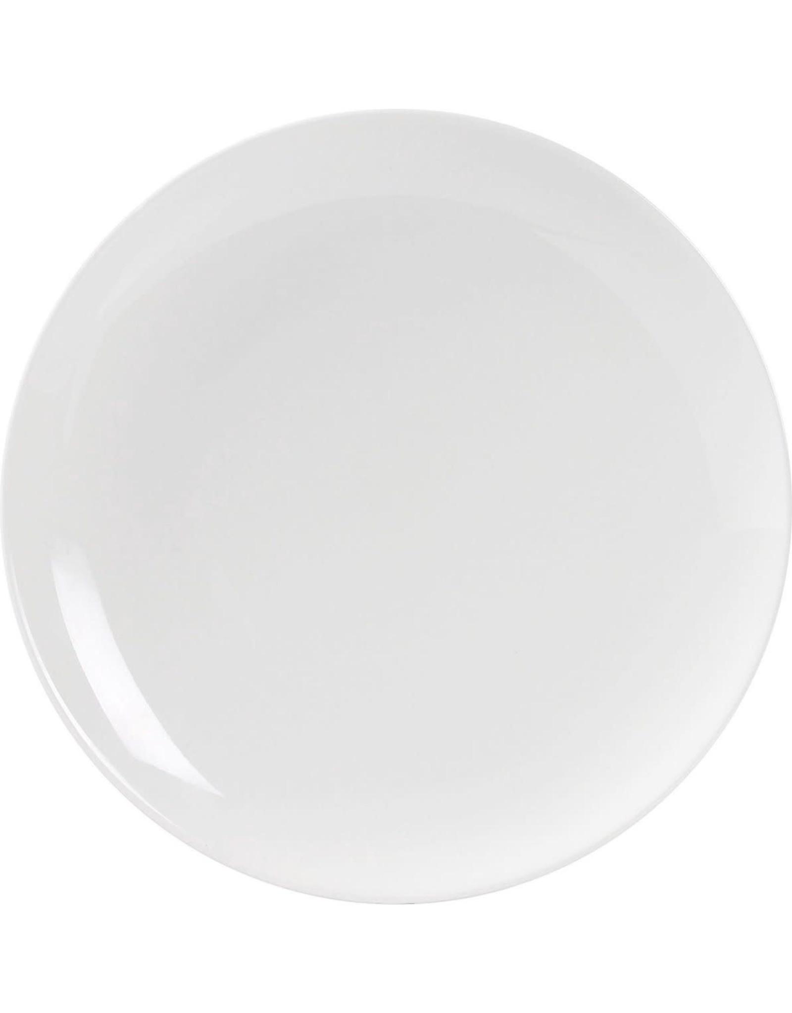 vt-wonen VT-WONEN. Plate Ivory/White 20cm